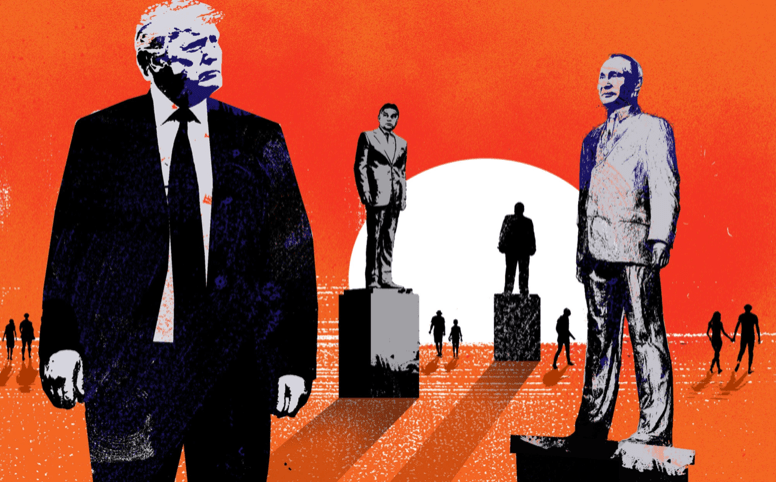 The pandemic is exposing the weaknesses of populism, but also fuelling authoritarianism