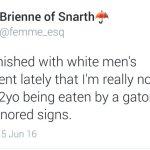 Feminist Blames Toddler Alligator Death On 'White Entitlement'