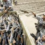 C.I.A. Arms for Syrian Rebels Supplied Black Market, Officials Say