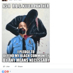 HYPOCRISY: Facebook Says Cartoon Of Police Officer Being Murdered 'Doesn't Violate Policies'