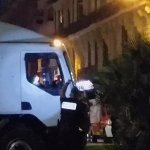 Dramatic Moment Where Police Fire Into Truck, Killing Nice, France Terrorist