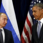 Obama Spins: 'possible' Putin is trying to sway vote for Trump