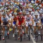 Watch: Cyclist Smacks Fan in Face During Tour De France