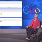 "GOOGLE HIDES ""CLINTON BODY COUNT"" SEARCH SUGGESTIONS"