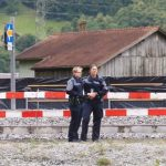 Man Sets Train On Fire, Stabs 6 People In Switzerland