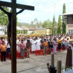 Religion of Peace: ISIS bomber tries to bomb Indonesian church, stab priest