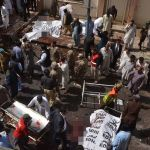Religion of Peace: Pakistan suicide bomb attack leaves at least 70 dead in 'one of worst attacks in country's history'