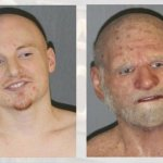 Police Nab Fugitive Disguised as Elderly Man
