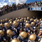 Notre Dame players arrested over gun, drugs and allegedly punching officer