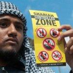 Donald Trump Calls for Sharia Law Ban