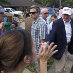 Louisianan: 'We lost everything,' but Trump's visit 'makes it all worthwhile'