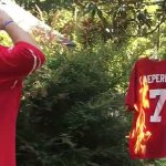 Fans Burning Colin Kaepernick Jerseys After He Refused to Stand for National Anthem