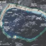 Satellite images show China has built aircraft hangars on South China Sea islands for fleet of fighter jets