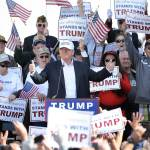 Poll: Donald Trump Gains in Virginia, Now Within Three