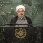 At UN, Iran's Rouhani Rails Against U.S. 'Lack of Compliance' with Nuclear Deal