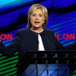 Running Scared: WASHINGTON POST SAYS HILLARY MAY SKIP DEBATE