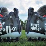 NFL Cracks Down on Player's 9/11 Tribute Cleats, Police Union Vows to Pay Fine