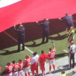 Chiefs Player Raises Fist During National Anthem on 9/11