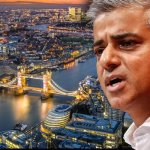 'London is open' Mayor Sadiq Khan vows to DEFY Brexit and offer City visas to migrants