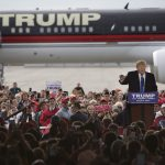 Poll: Trump Up By 5 Over Clinton In Ohio