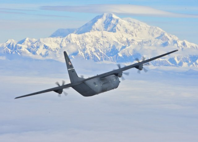 a-c-130j-super-hercules-from-the-41st-airlift-squadron-flies-past-denali-the-highest-peak-in-north-america