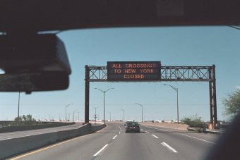 a-highway-sign-on-tuesday-september-11-2001