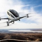 Uber Exec: Passenger-Carrying Drones Could Be the Norm Within a Decade