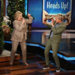 Hill Force One Grounded: After 9/11 Collapse, Hillary Clinton Cancels Ellen DeGeneres Show