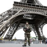 Teen suspected of plotting 'imminent' attack on Paris, report says
