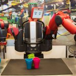 Factory replaces workers demanding higher wages with robots to cut costs