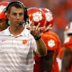 Clemson football coach Dabo Swinney on national anthem protests: 'Some of these people need to move to another country'