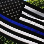 """Homeowner Told to Remove """"Noxious & Offensive"""" Pro-Police Flag"""
