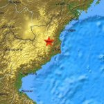 Shallow Earthquake Detected Near North Korea Nuclear Test Site