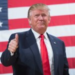 Voters diverge from media, keep Trump ahead