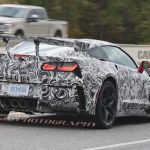 Wings over America: 2018 Corvette ZR1 Aero Flies High in Latest Spy Photos