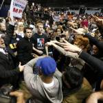 Mook: 'No evidence' that Trump rally agitators were hired by DNC, Clinton