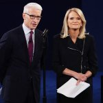 'Anderson Cooper Was Biased'; Martha Raddatz 'Decided She Wanted to Run for President'