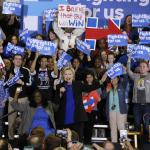 Video: MSNBC Asks Millennial Women If They Feel Connected to Clinton — Crowd Yells 'No!'