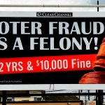 GROUND GAME: Two women busted for election fraud in Florida