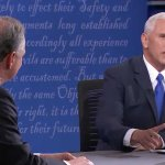 Is Mike Pence positioning himself for 2020?