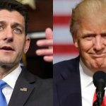 Poll: Republicans Trust Trump Over Ryan