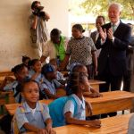 Haitians fear Clintons will 'scam' them again after Hurricane