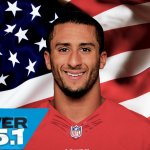 Colin Kaepernick: The Flag Is Just A Piece Of Cloth