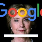 Google Autocomplete Search Results Favor Hillary Clinton