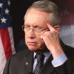 Basket Case Harry Reid says James Comey may have broken law, makes explosive claim about Trump in rambling letter