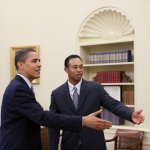 Obama's golf weekend with Tiger Woods cost taxpayers more than $3.6 million