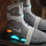 The Nike Mag sneaker raffle raised $6.75 million for Parkinson's research
