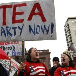 Trump protesters plan to build 'tea party of the left'