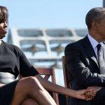 President Obama: 'Michelle will never run for office'