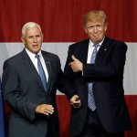 Vice President-elect Pence to Take Over Trump Transition Effort